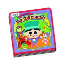 Lamaze Little Big Top Circus Book