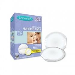 Lansinoh Disposable Nursing Pads - 60 pcs