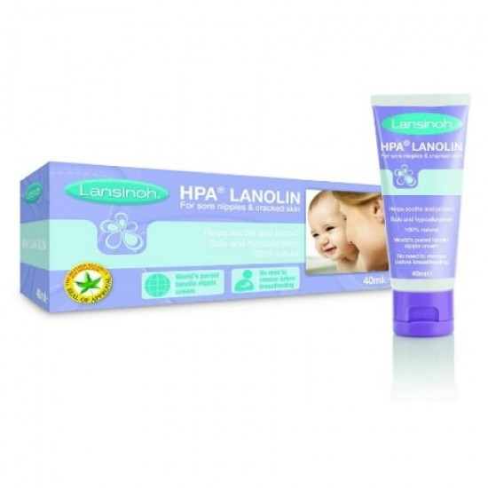 Lansinoh HPA Lanolin - 40 ml
