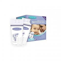 Lansinoh Breast Milk Storage Bags - 50 pcs