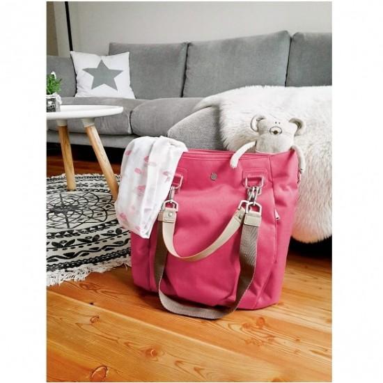 Lassig Green Label Mix'n Match Diaper Bag - Strawberry