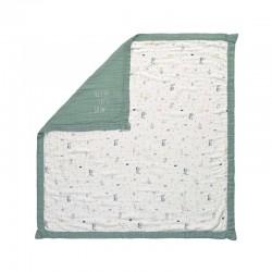 Lassig Heavenly Soft Blanket, Green (1312021481)