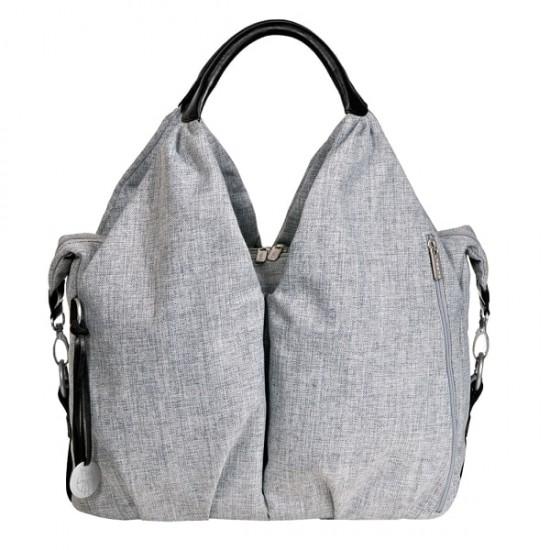 LÄSSIG Green Label Neckline Bag - Light Grey (LNB601)