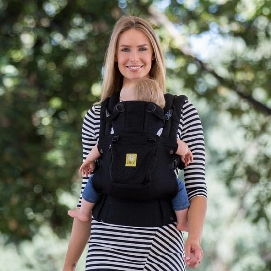 LILLE BABY COMPLETE Airflow Baby Carrier - Black