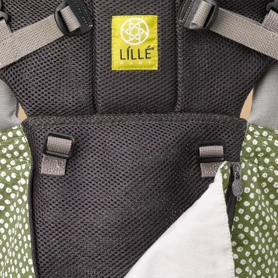 LILLE BABY COMPLETE All Seasons Baby Carrier - Wild Olive