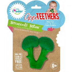 Little toader Teethers - Broccoli