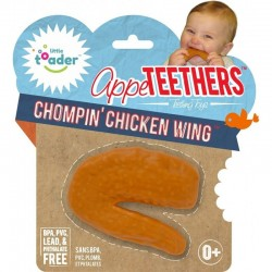 Little toader Teethers - Chicken Wing