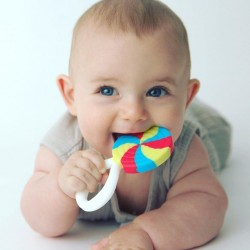 Little toader Teethers – LOL! Sucker