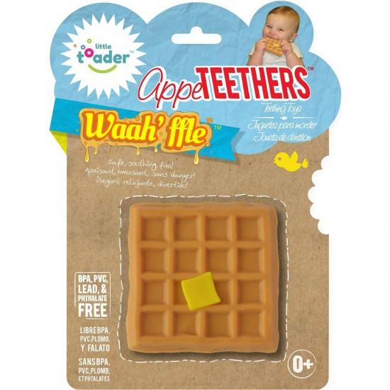 Little toader Teethers - Waahffle