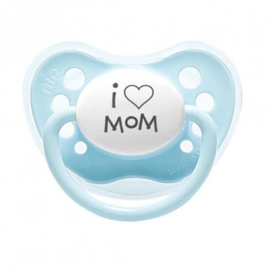 littlemico Pacifier 5m+ - I love Mom