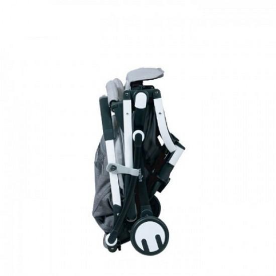 Looping Squizz II Stroller (Black Frame)