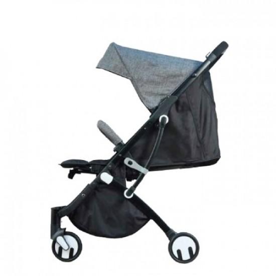 Looping Squizz III Stroller (Black Frame)