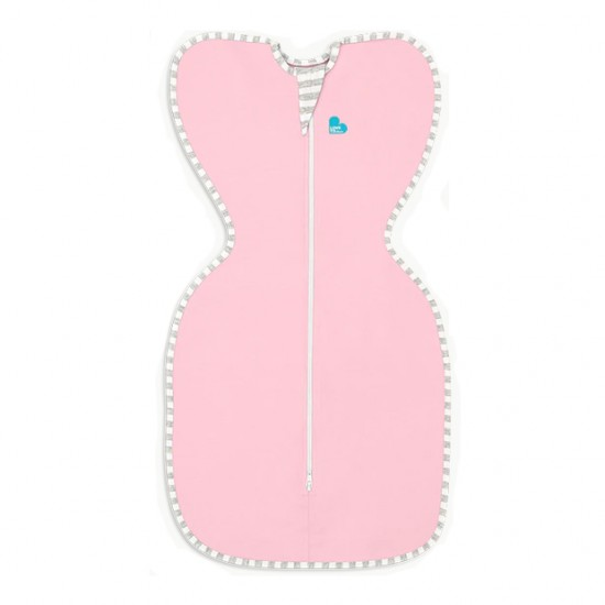 Love to Dream Swaddle Up Original Pink (stage 1) - 1.0 Tog