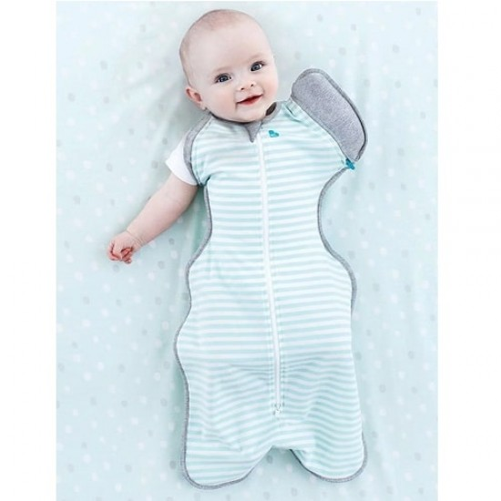 Love To Dream Swaddle Up 50/50 Transition Bag - Mint (stage 2)