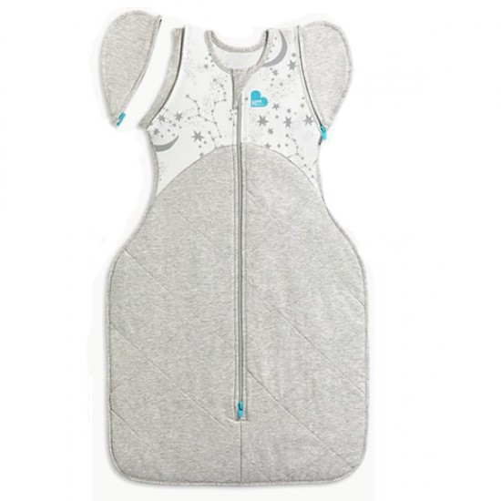 Love To Dream Swaddle Up 50/50 Transition Bag Warm - White  2.5 Tog
