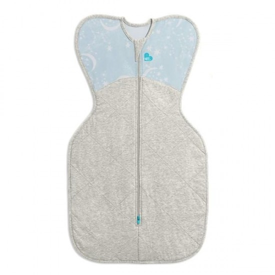 Love To Dream Swaddle Up Warm Blue (stage 1), 2.5 Tog