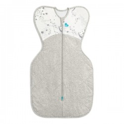 Love To Dream Swaddle Up Warm White (stage 1), 2.5 Tog