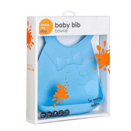 Make My Day Baby Bibs - Bowtie