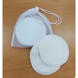 MaMaLok Washable Breast Pads - 6 pcs