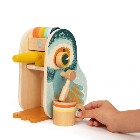 Manhattan Toy Early Bird Espresso