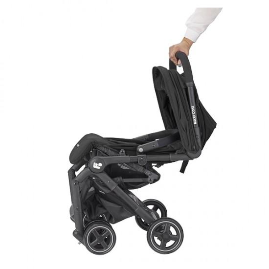 Maxi-Cosi Lara Stroller - Essential Black