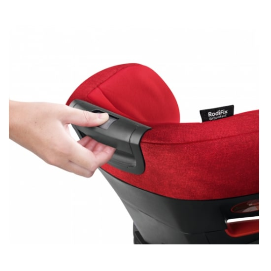 Maxi-Cosi RodiFix AirProtect Car Seat - Red (88248991)