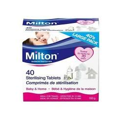 Milton Sterilising Tablets - 40 pcs