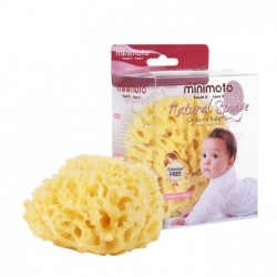 Minimoto Natural Sponge