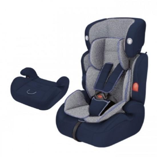 Minimoto Conventible Car Seat - Blue Grey