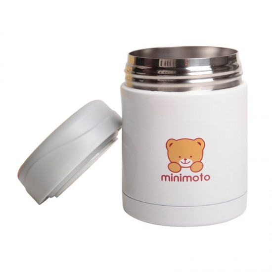 Minimoto Vacuum Food Jar
