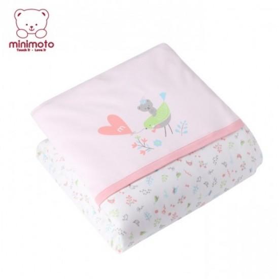Minimoto Mini Garden Series Air Conditioner Quilt (Detachable Quilt)-110 x 125cm