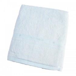 Minimoto Large Bath Towel - Blue