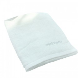 Minimoto Large Bath Towel - Cream