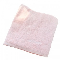 Minimoto Large Bath Towel - Pink