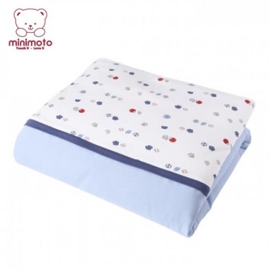 Minimoto Little athlete Series Air Conditioner Quilt (Detachable Quilt)-110 x 125cm