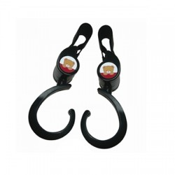 Minimoto Rotatable Hook - Black