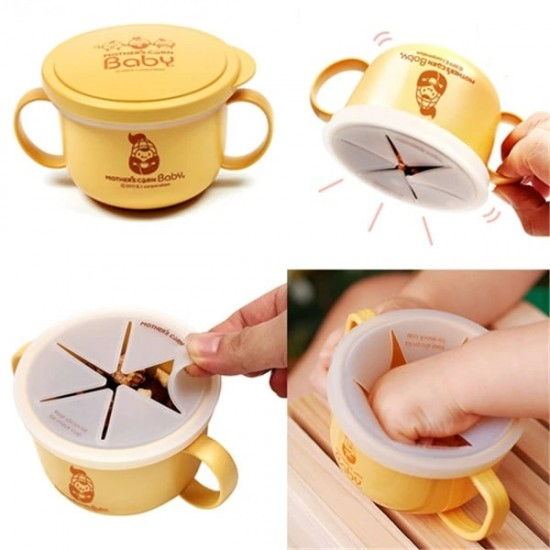Mother's Corn Picnic Snack cup Set