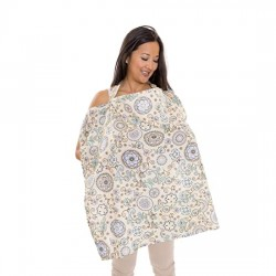 My Brest Friend Nursing Cover - Buttercup Bliss (483)