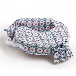 My Brest Friend Original Nursing Pillow - Coral (690)