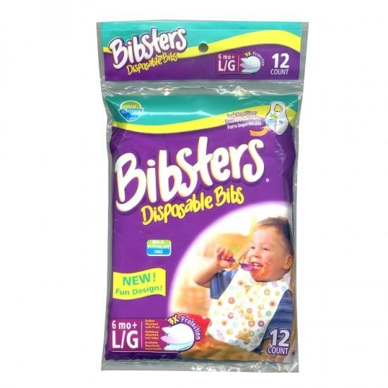 Neat Solutions Disposable Bibs  - 12 pcs
