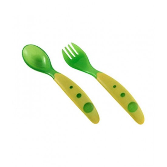 Nuk Magic Fork and Spoon Set