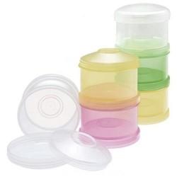 NUK milk powder container