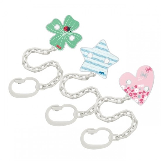 Nuk Premium Soother Chain