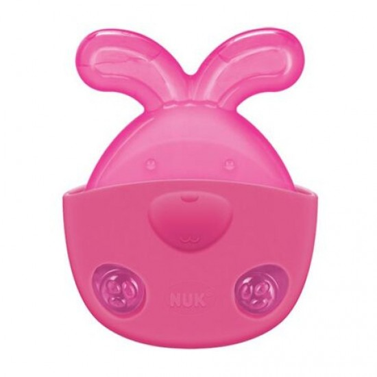 Nuk Water Filled Cooling Teether with Holder