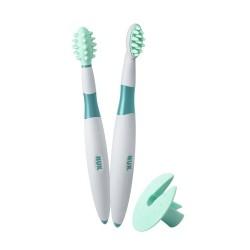Nuk Training toothbrush Set