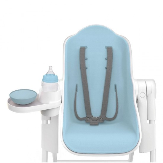 Oribel Cocoon 3-STAGE Highchair - Blueberry Marshmallow