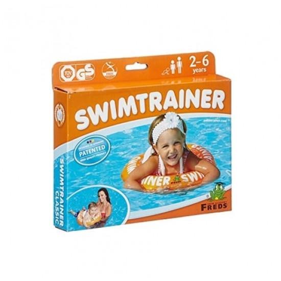 Freds Swimtrainer Classic - orange (age 2-6 years)