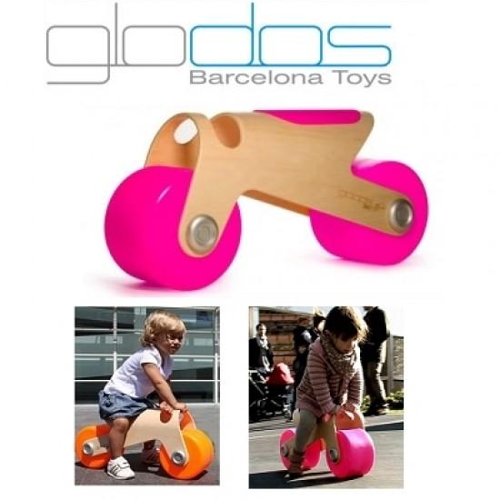 glodos Bit Bike - Pink