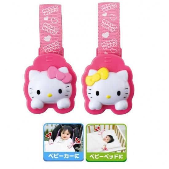 Hello Kitty Blanket Clip
