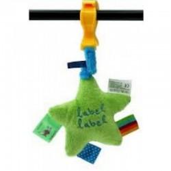 Label Label Trembling Toy